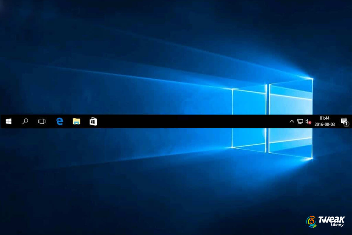 How to Fix The Frozen Windows 10 Taskbar