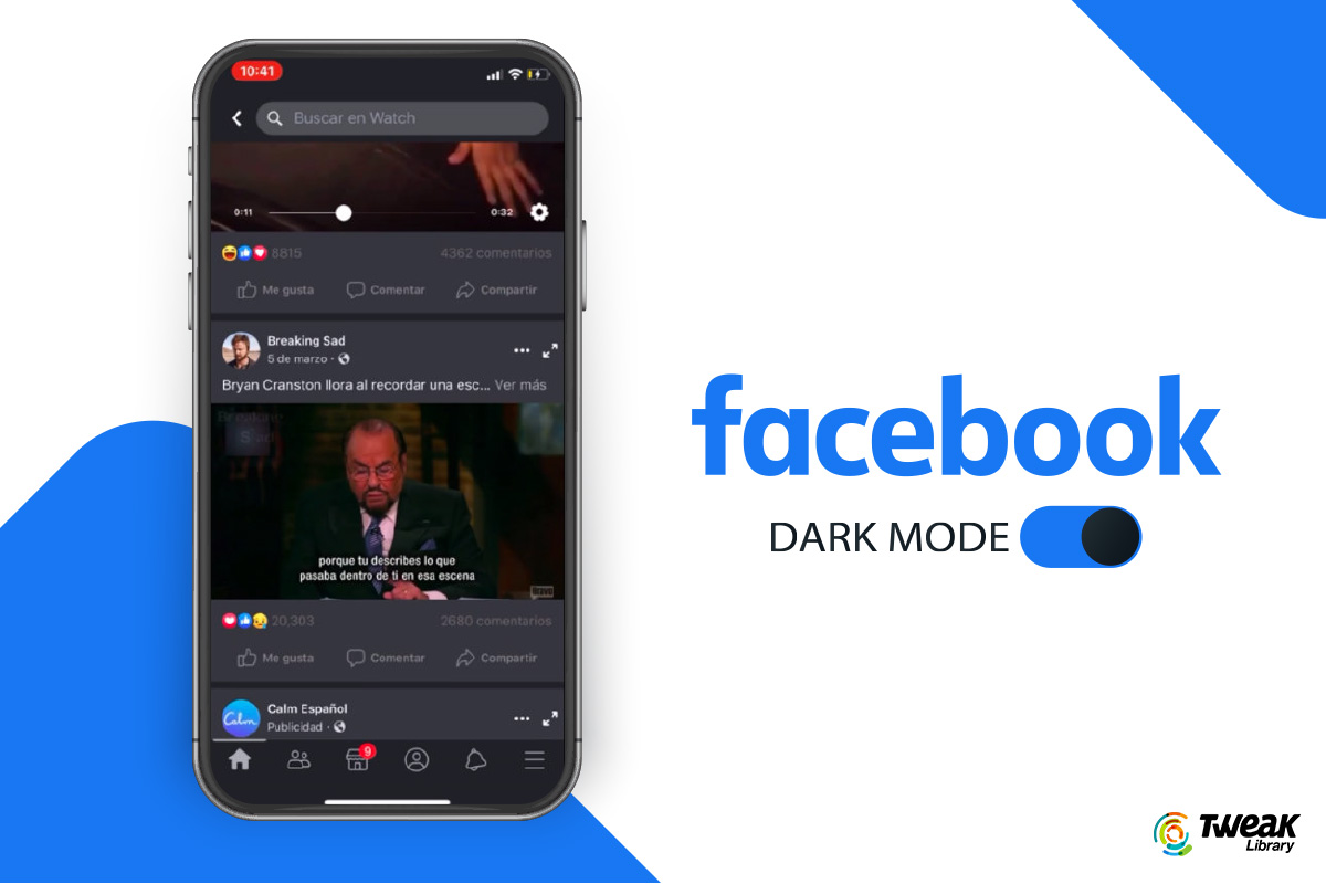 Facebook Gets Dark Mode for Mobile: Here's How to Enable It