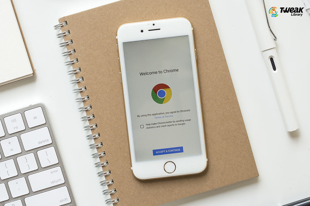 How To Make Chrome As A Default Browser On Android & iPhone