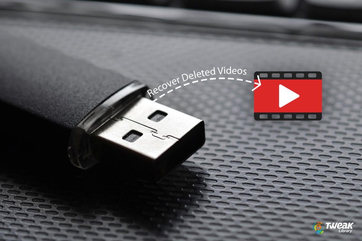 How To Recover Deleted Videos From A USB Device Or A Pen Drive