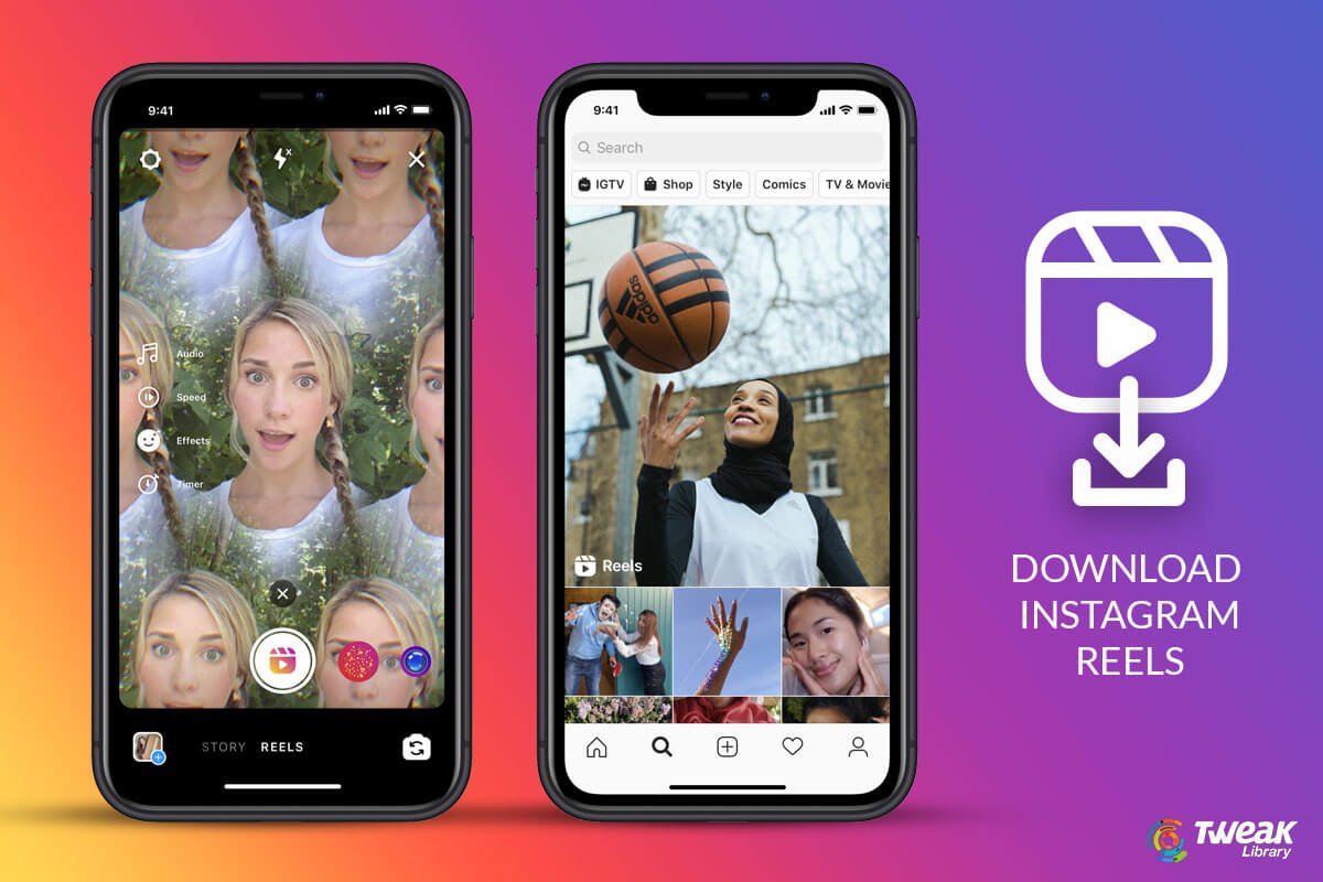 How to Download Instagram Reels Videos on iPhone & Android