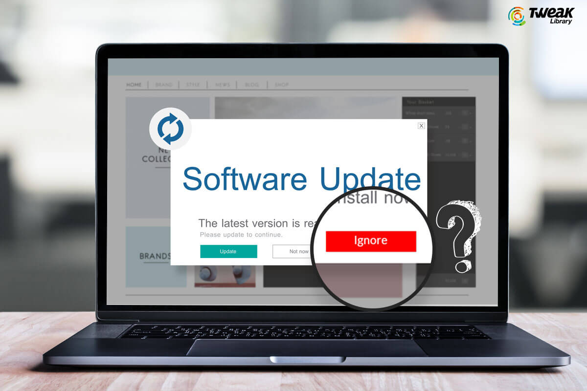 Is It Okay To Ignore Software Updates?