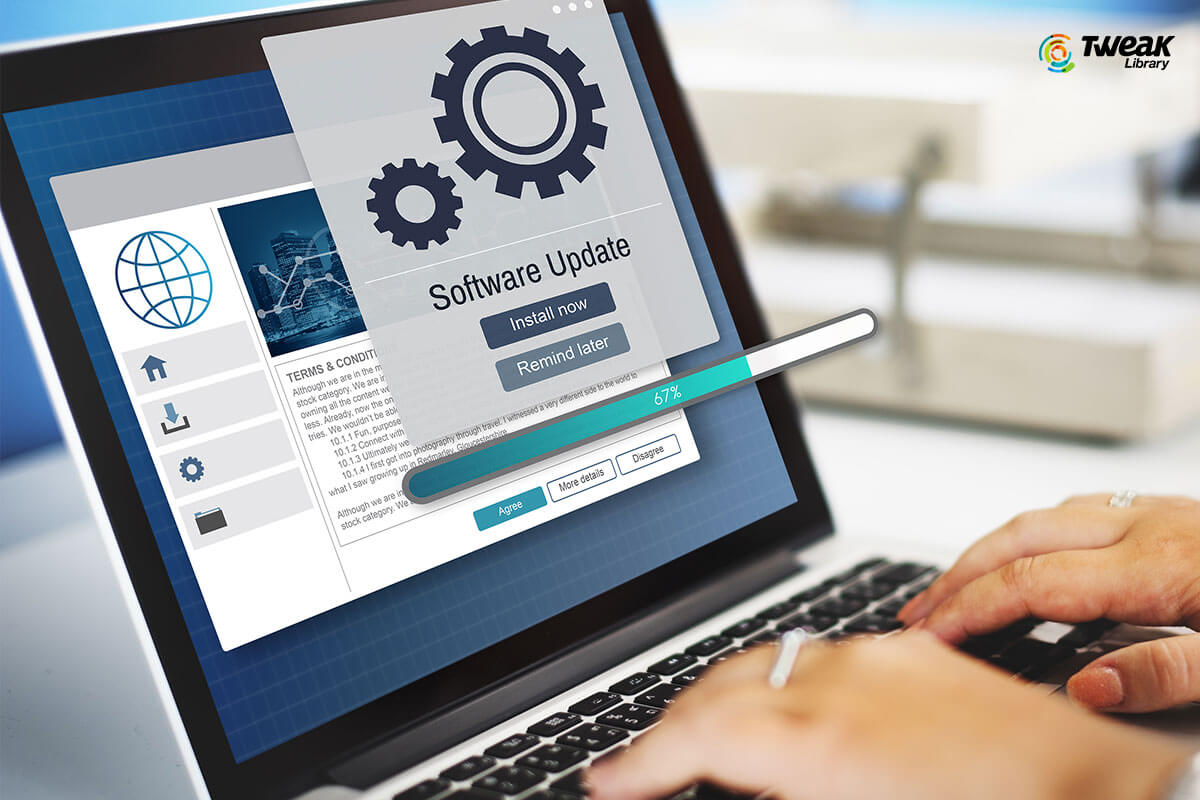 Solve The Issue Of Software Updates In Windows 10