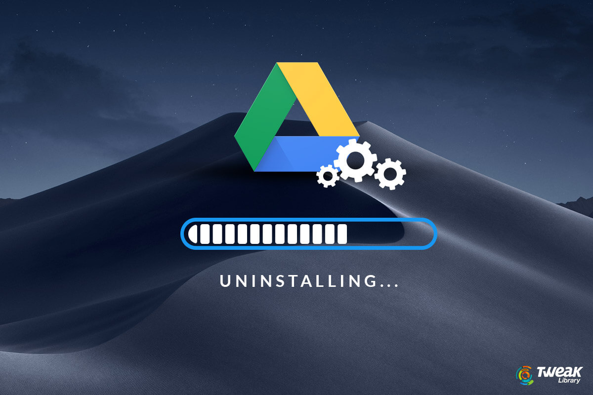 Here's How to Uninstall Google Drive on a Mac 