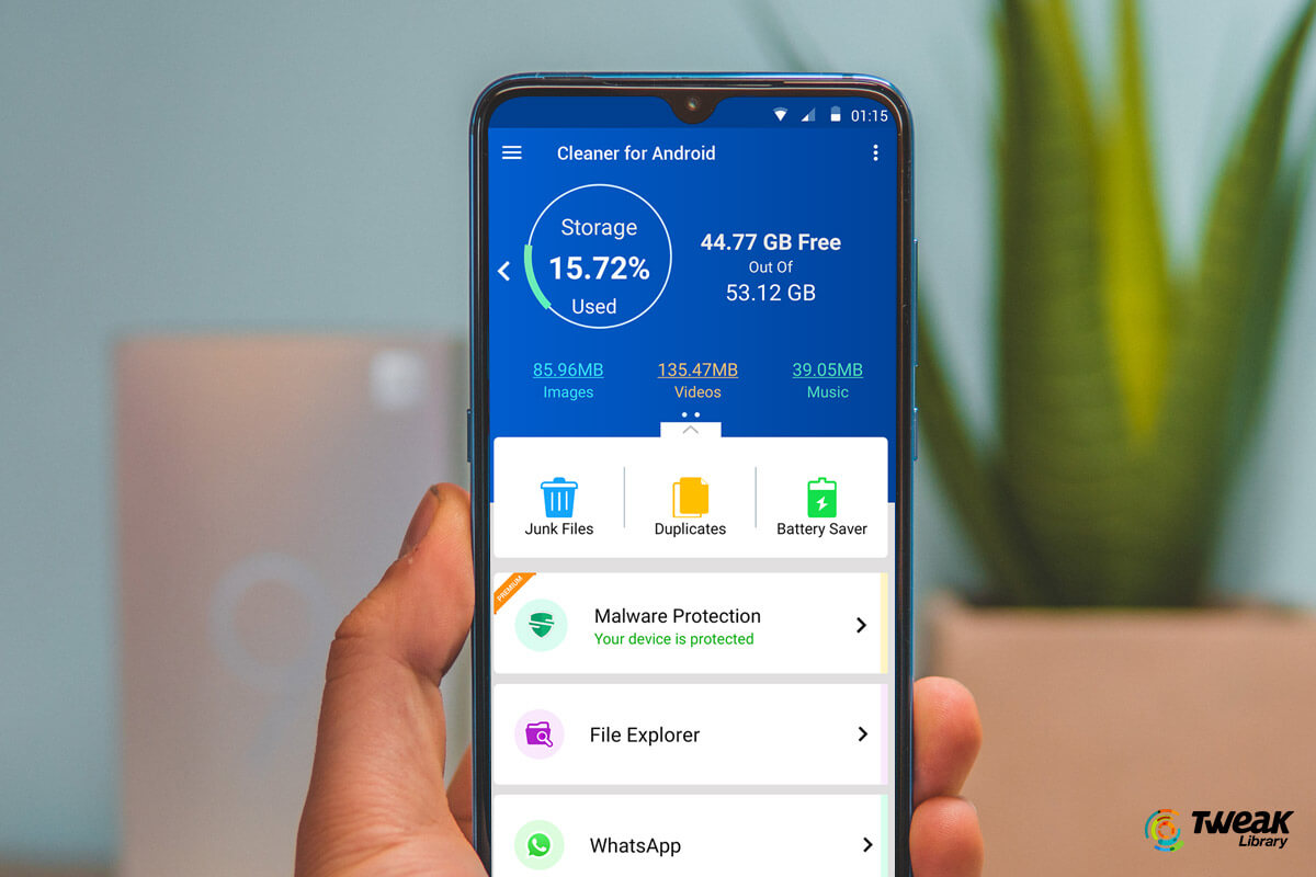 How A Cleaner App for Android Works?