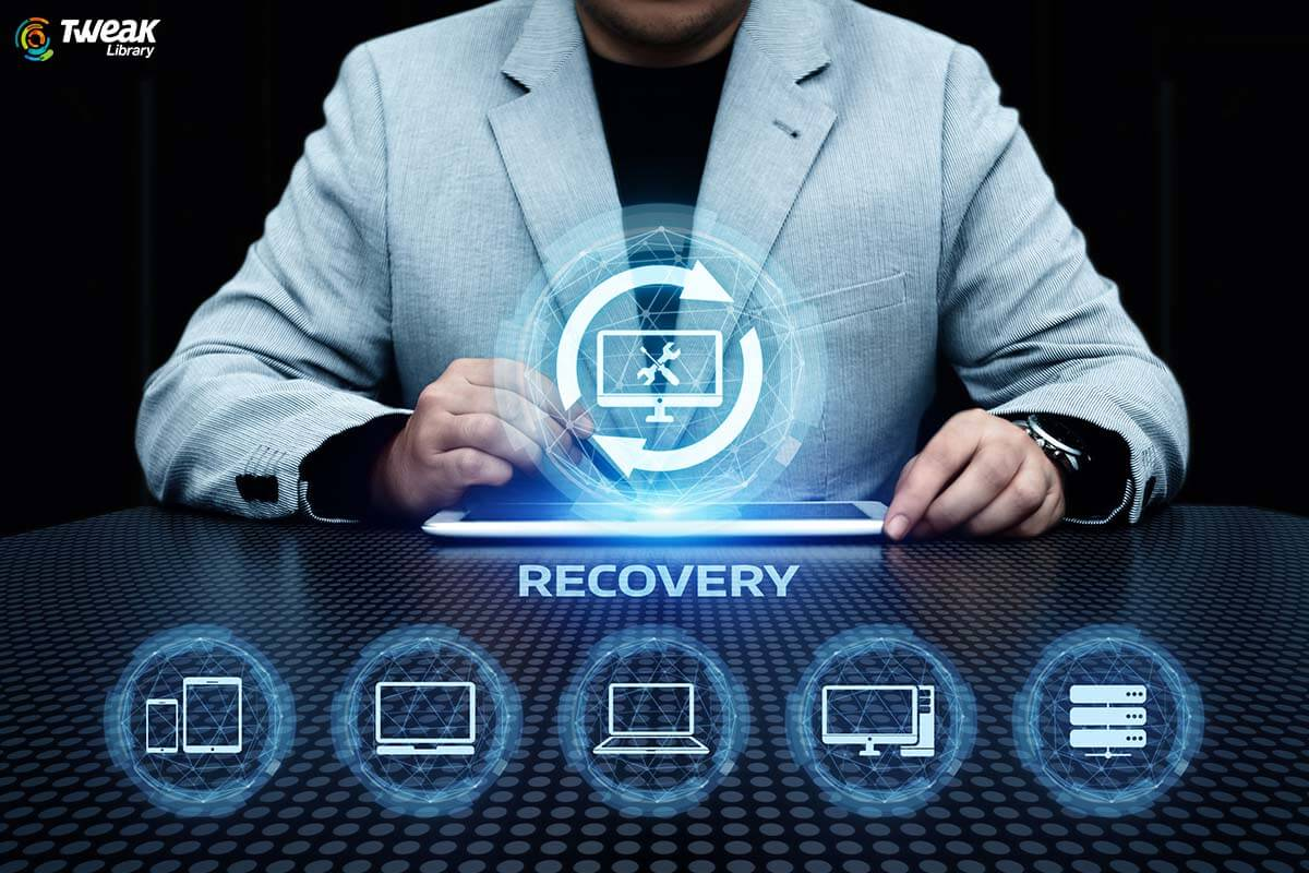 How Does A Data Recovery Software Work?
