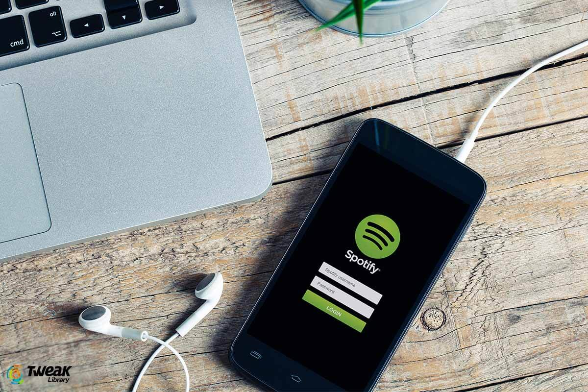 How to Change Your Spotify Password or Reset it