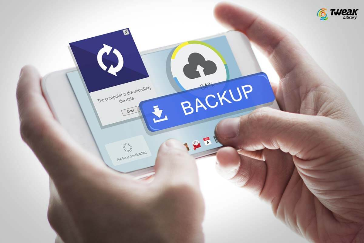 How to take a Complete Backup of your Android Smartphone? (Without Root)