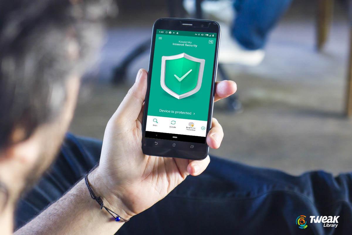 Kaspersky Mobile Antivirus (Full Review 2020)