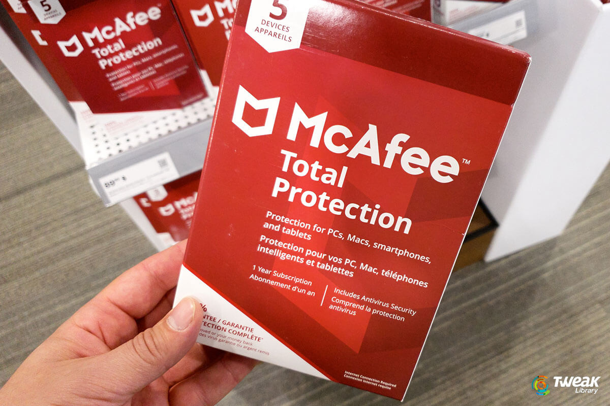 McAfee Total Protection: The Best Antivirus in 2021 (Full Review)