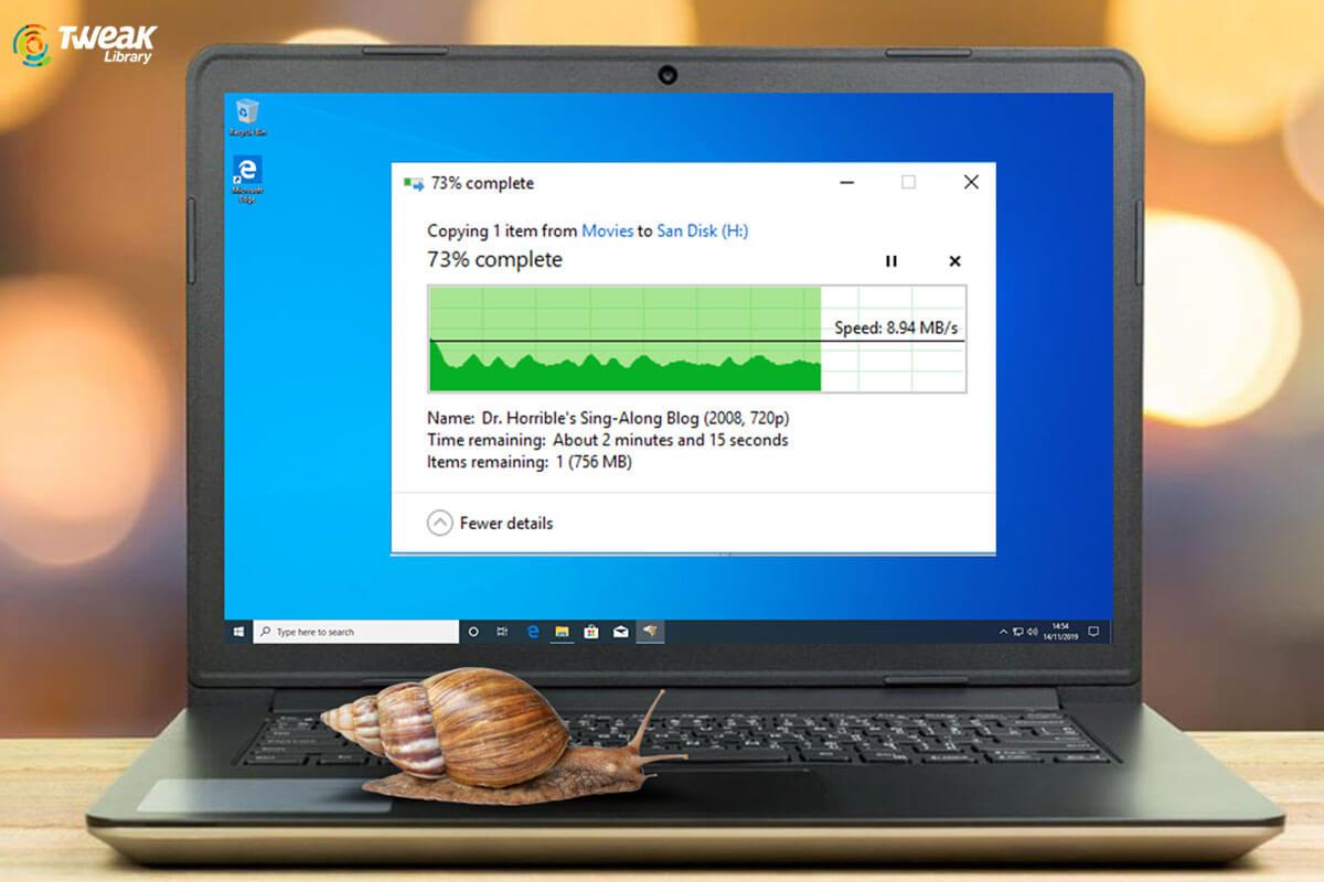 5 Ways To Speed Up Slow USB Transfer In Windows 10