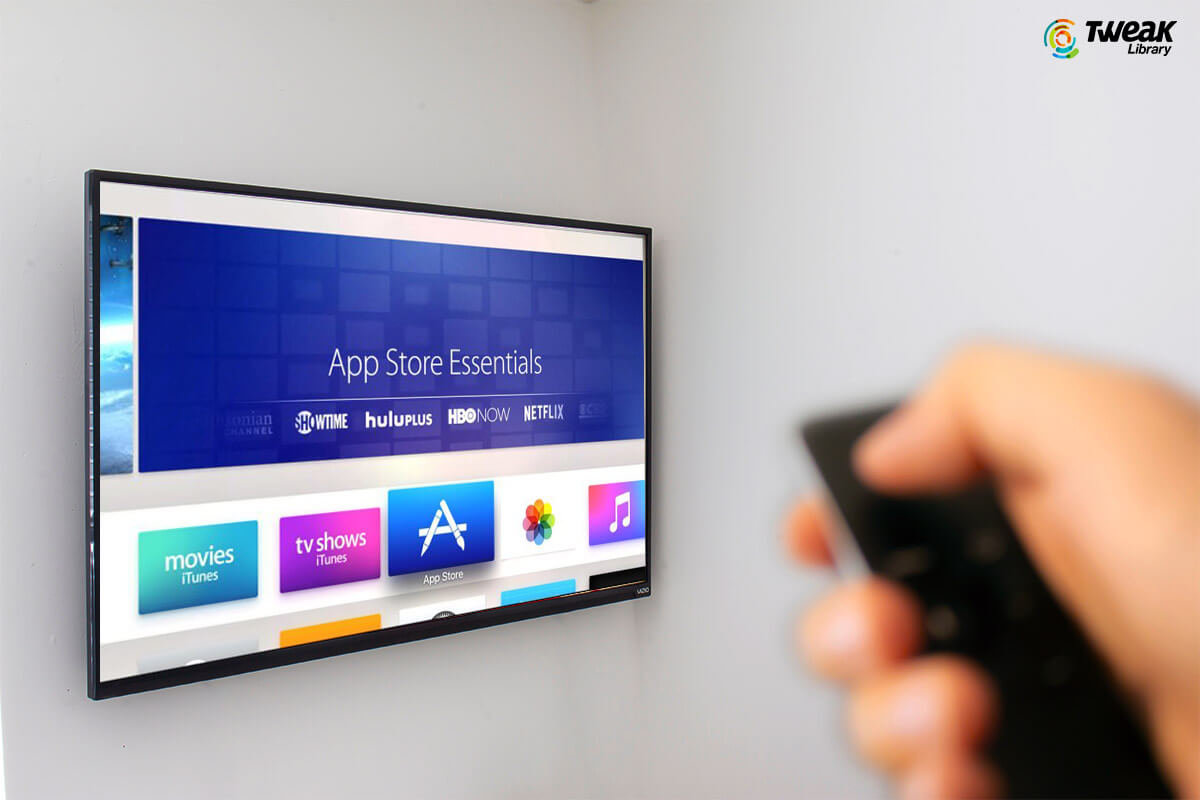 Check Out The Ways to Download Apps on Apple TV