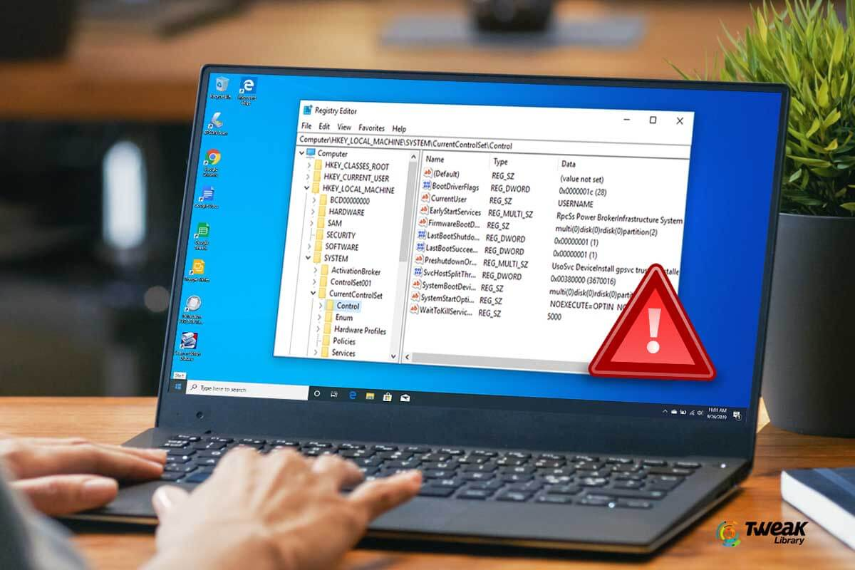 """Perplexed With """"Error Accessing The Windows 10 Registry?"""" Let's Get It Fixed"""