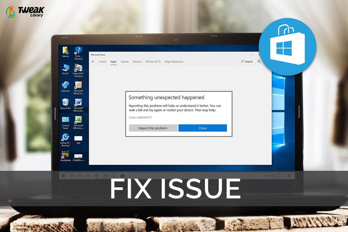 6 Immediate Ways To Fix Microsoft Store Crashes