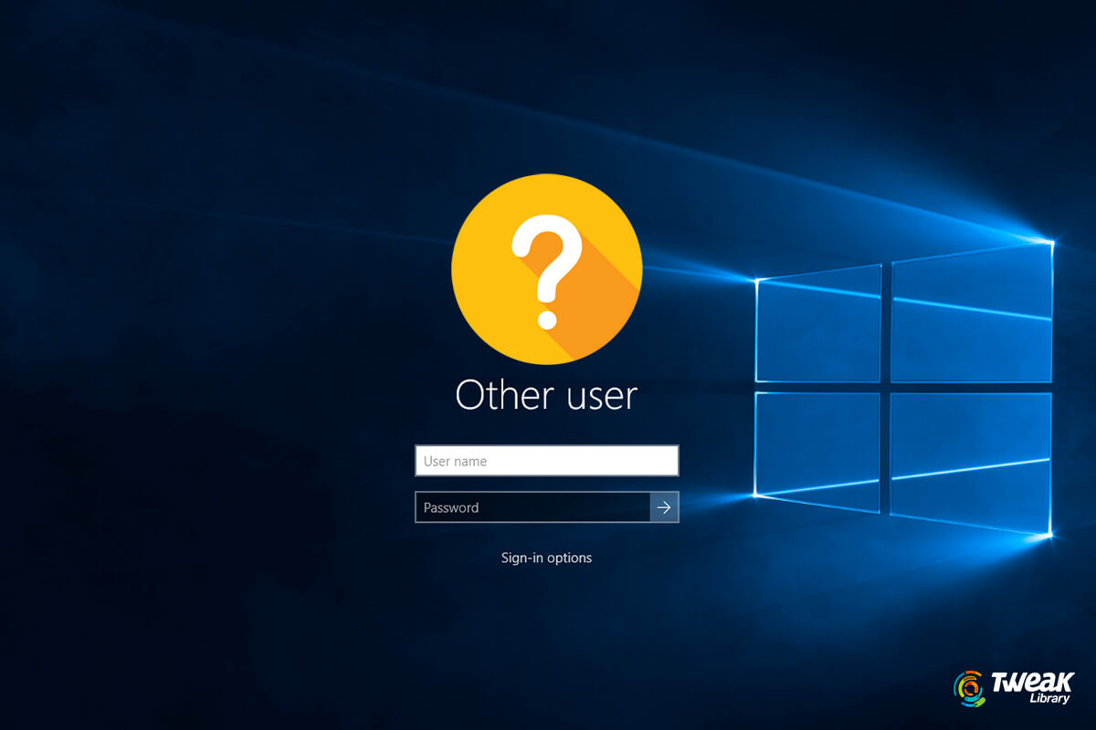 How To Change Login Name On Windows 10