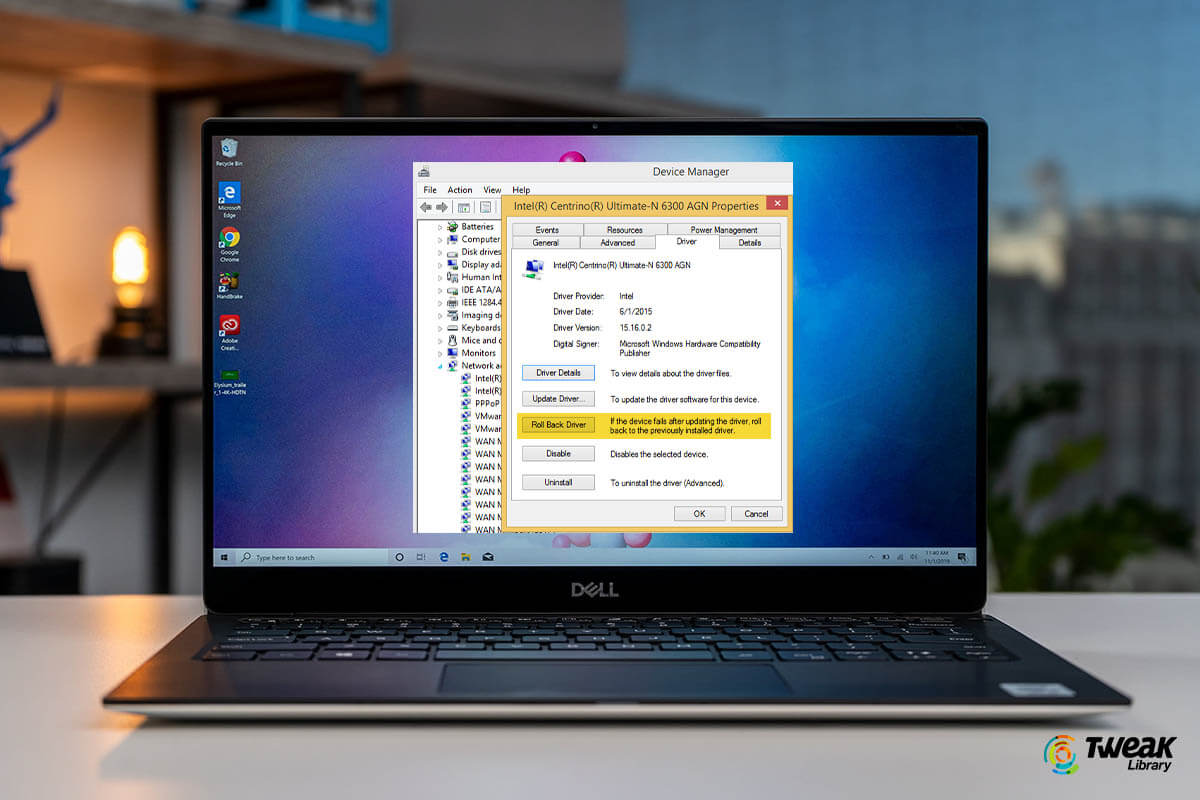 Check Out The Ways to Roll Back a Driver in Windows