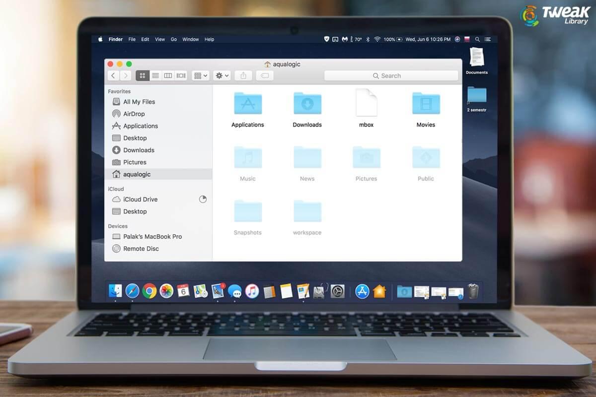 How to Show Hidden Files on Mac