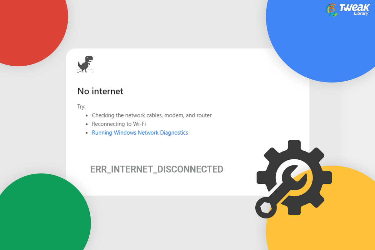 How to fix the ERR_CONNECTION_CLOSED error On Chrome