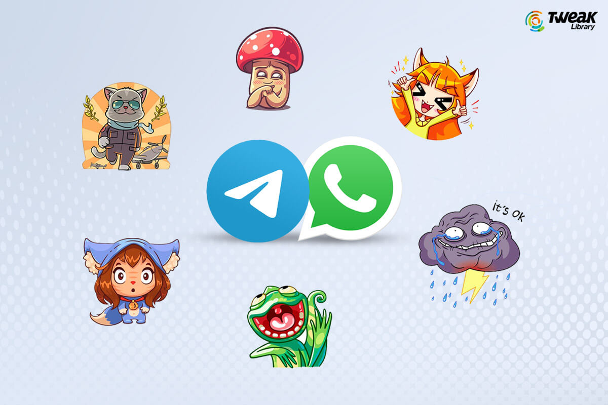 How To Use Telegram Stickers In WhatsApp