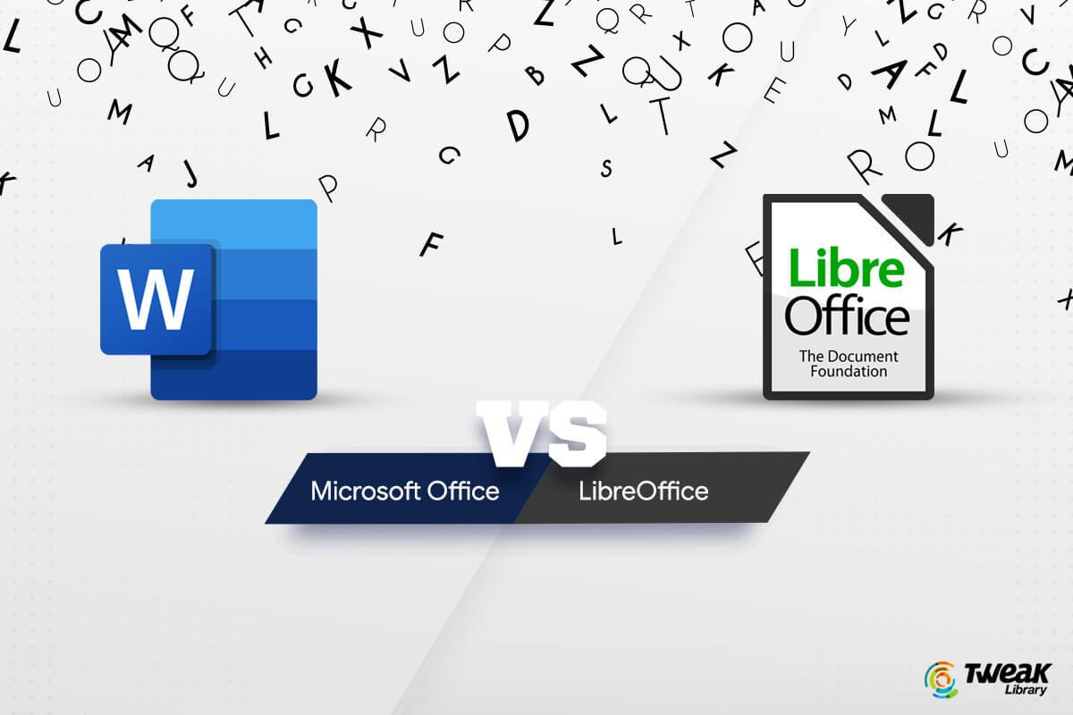 Microsoft Office vs Libre Office (Full Comparison)