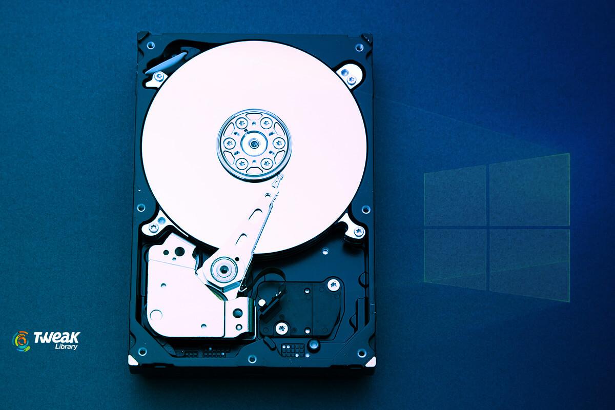 Ways To Fix Hard Drive Format Error On Windows 10