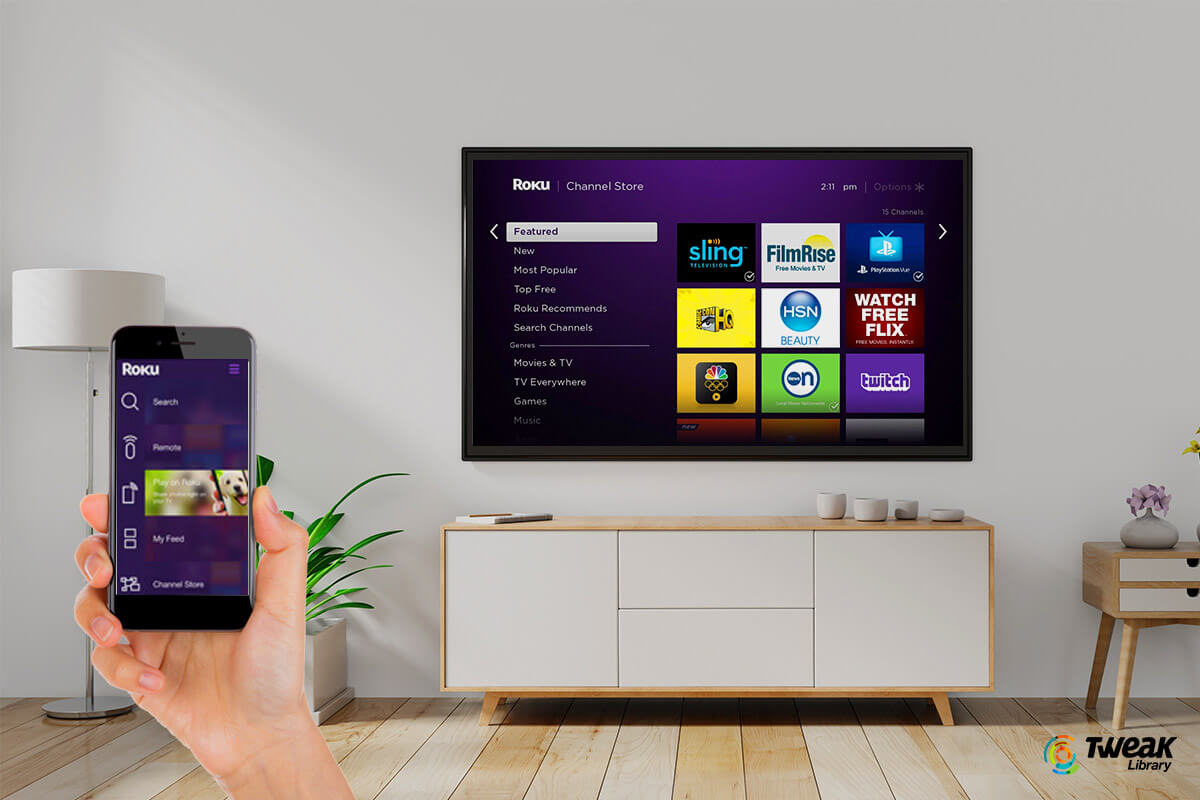 Here's How to Cast to Roku From Your Phone