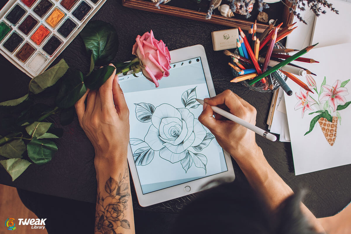 Best Procreate Alternative: Drawing Apps for iPad