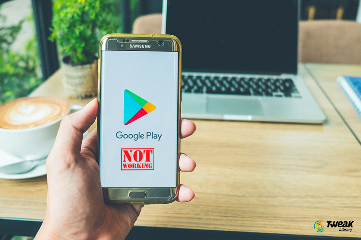 How To Fix: Google Play Store Not Working!