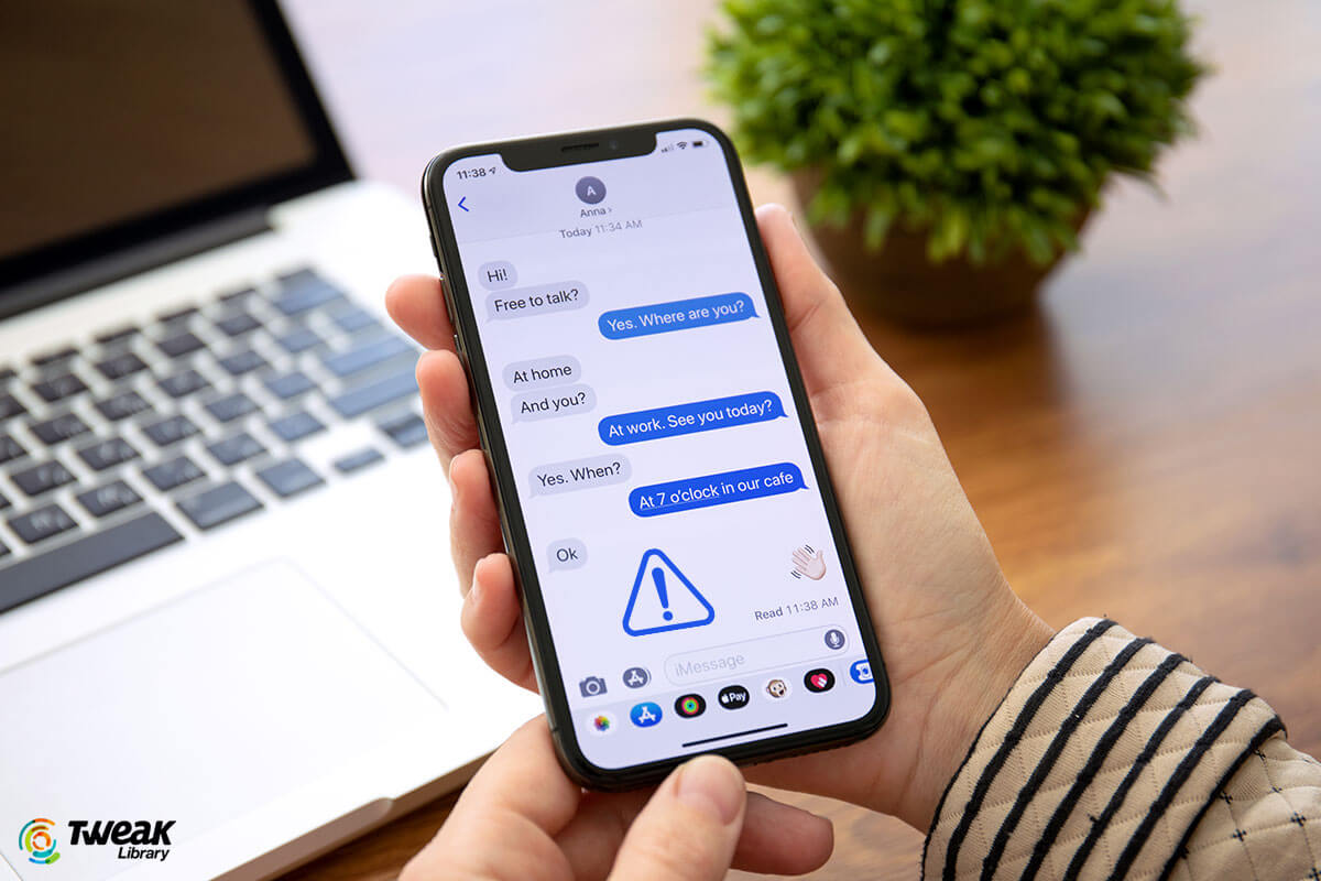 iMessage Not Working On iPhone: Fixes