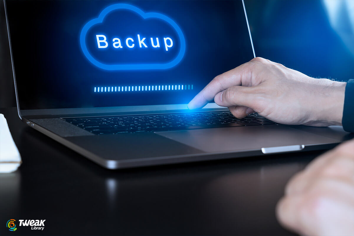 How To Take Full Backup Windows 10 Computer?