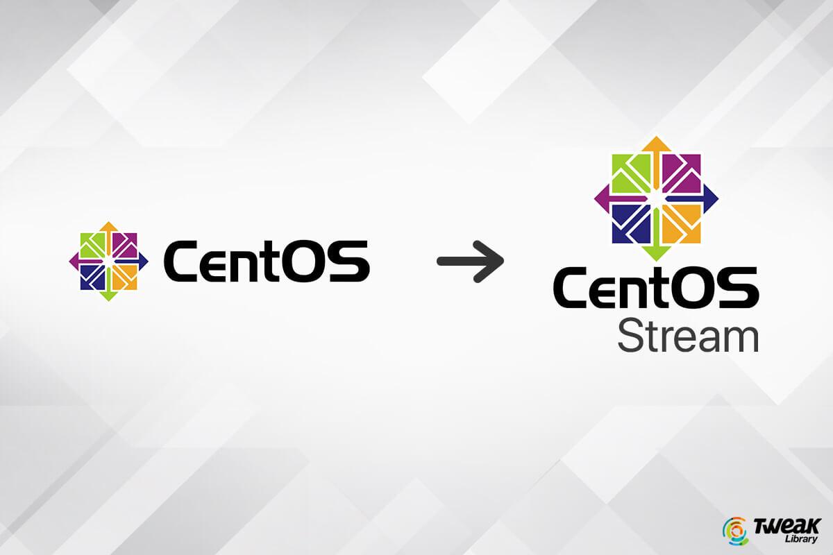 CentOS 8 Discontinued   CentOS 8 Replaced by CentOS Stream