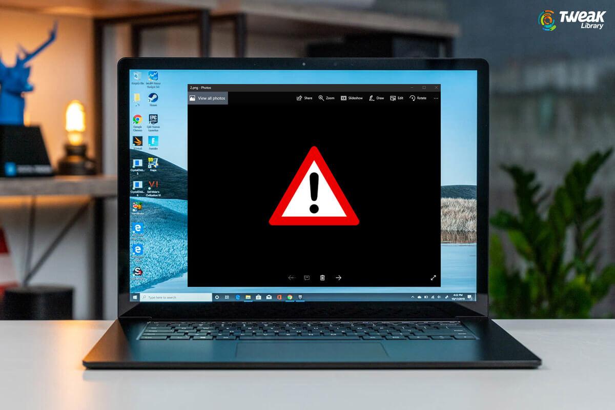 Fixed: Photo App not Working on Windows 10