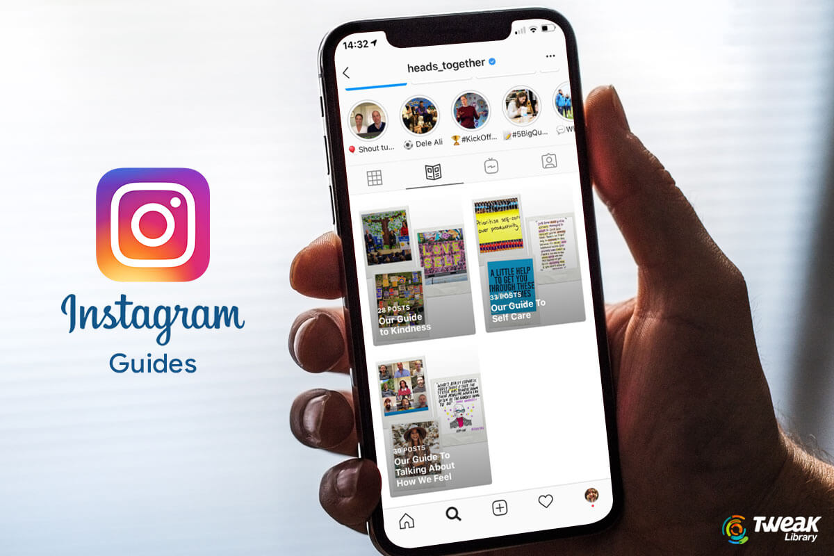 How to Create and Use Instagram Guides?