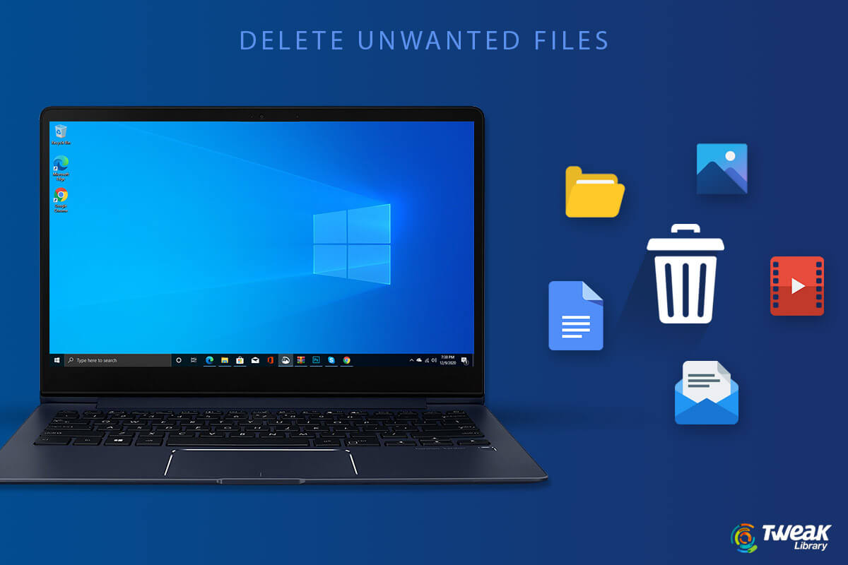 How to Identify and Delete Unwanted Files on Windows PC
