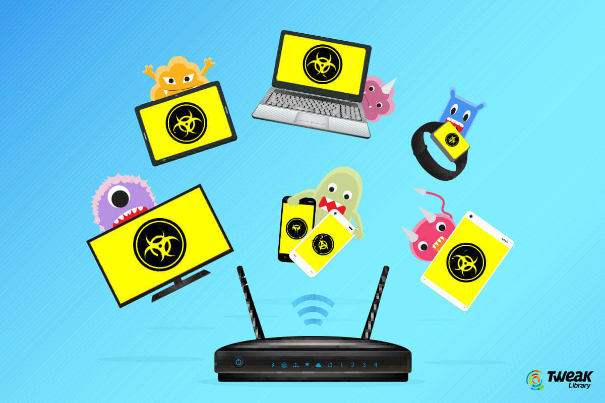 How To Deal With A Malware Infected Router