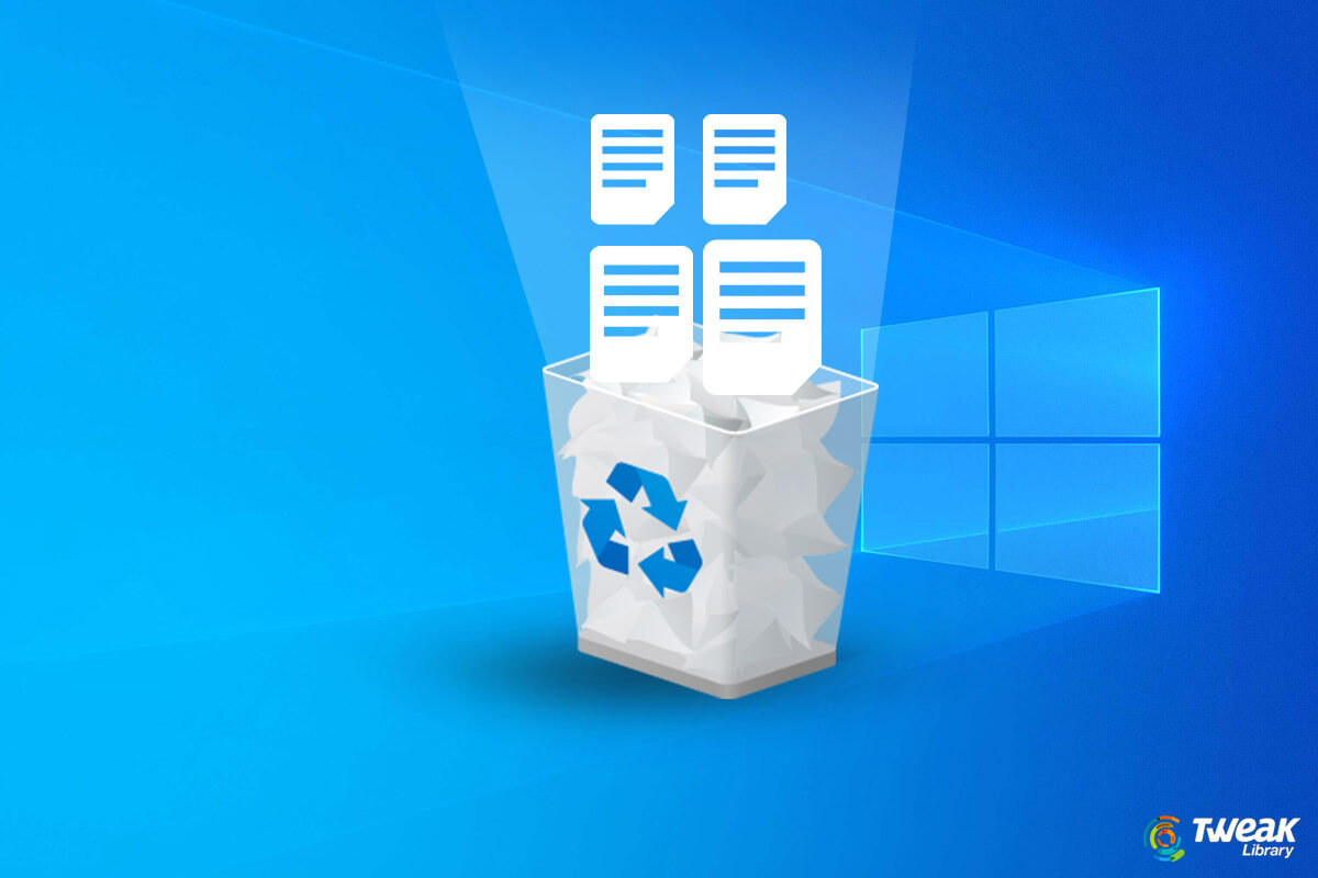 How Safe is to Recover Deleted Files in Windows 10 Hard Drive?