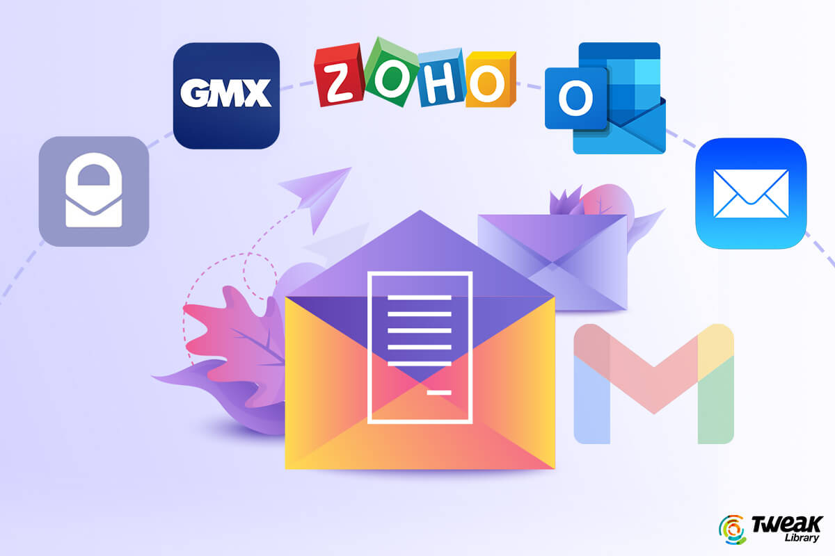 Best Gmail Alternatives in 2021 ( For Security and Privacy)