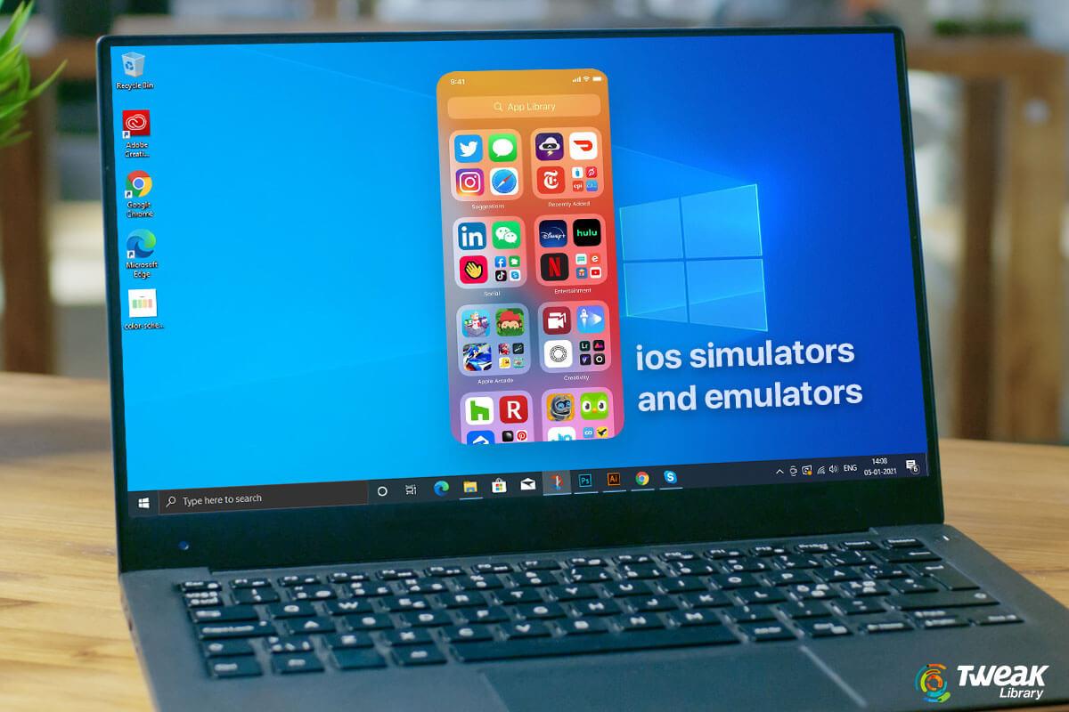Best iOS Simulators and iOS Emulators For Windows 10 PC in 2021