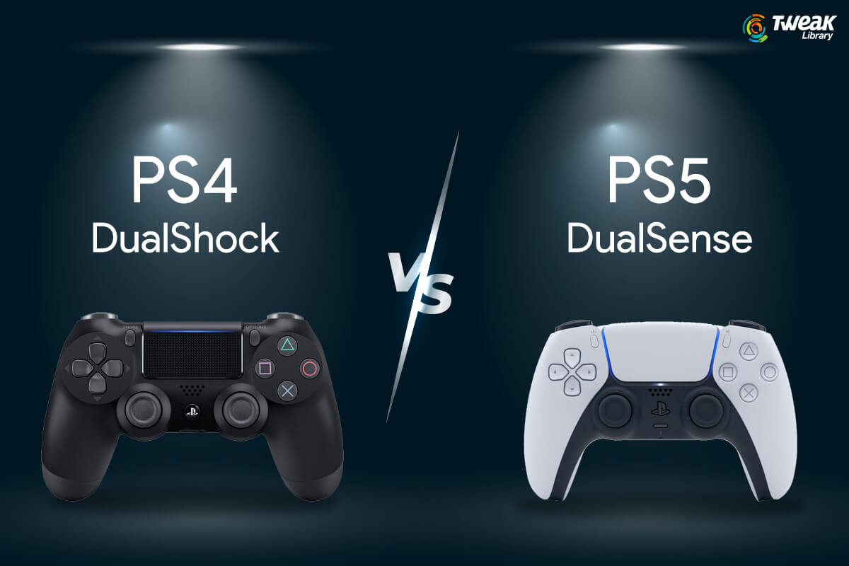 PS5 DualSense Vs DualShock 4 – Controllers Go Head To Head