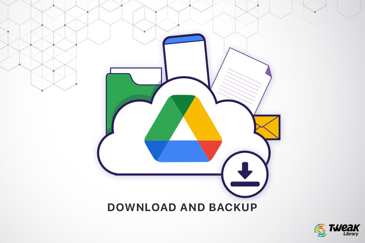 How to Export and Backup Google Drive Files?
