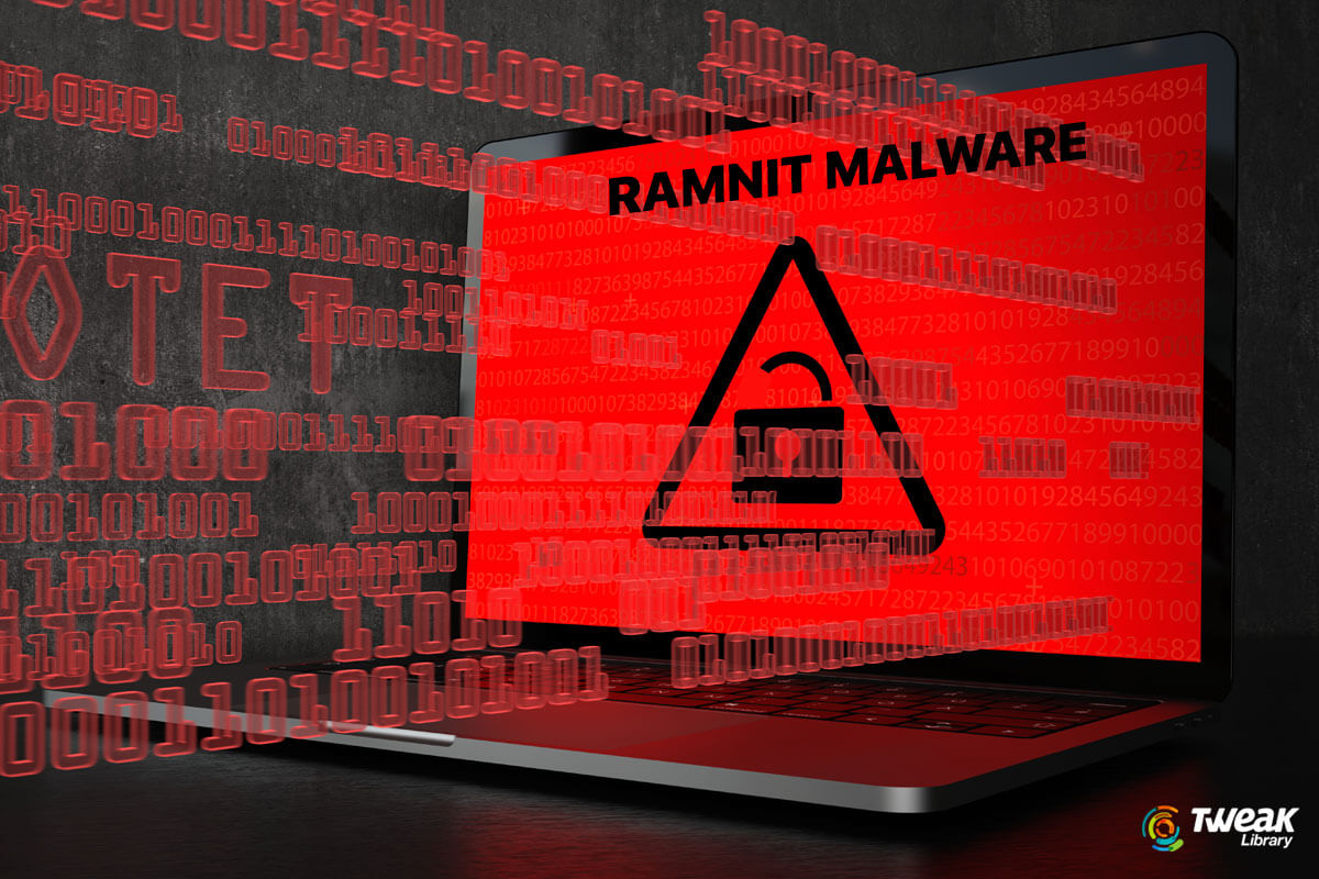 How Ramnit Malware Works