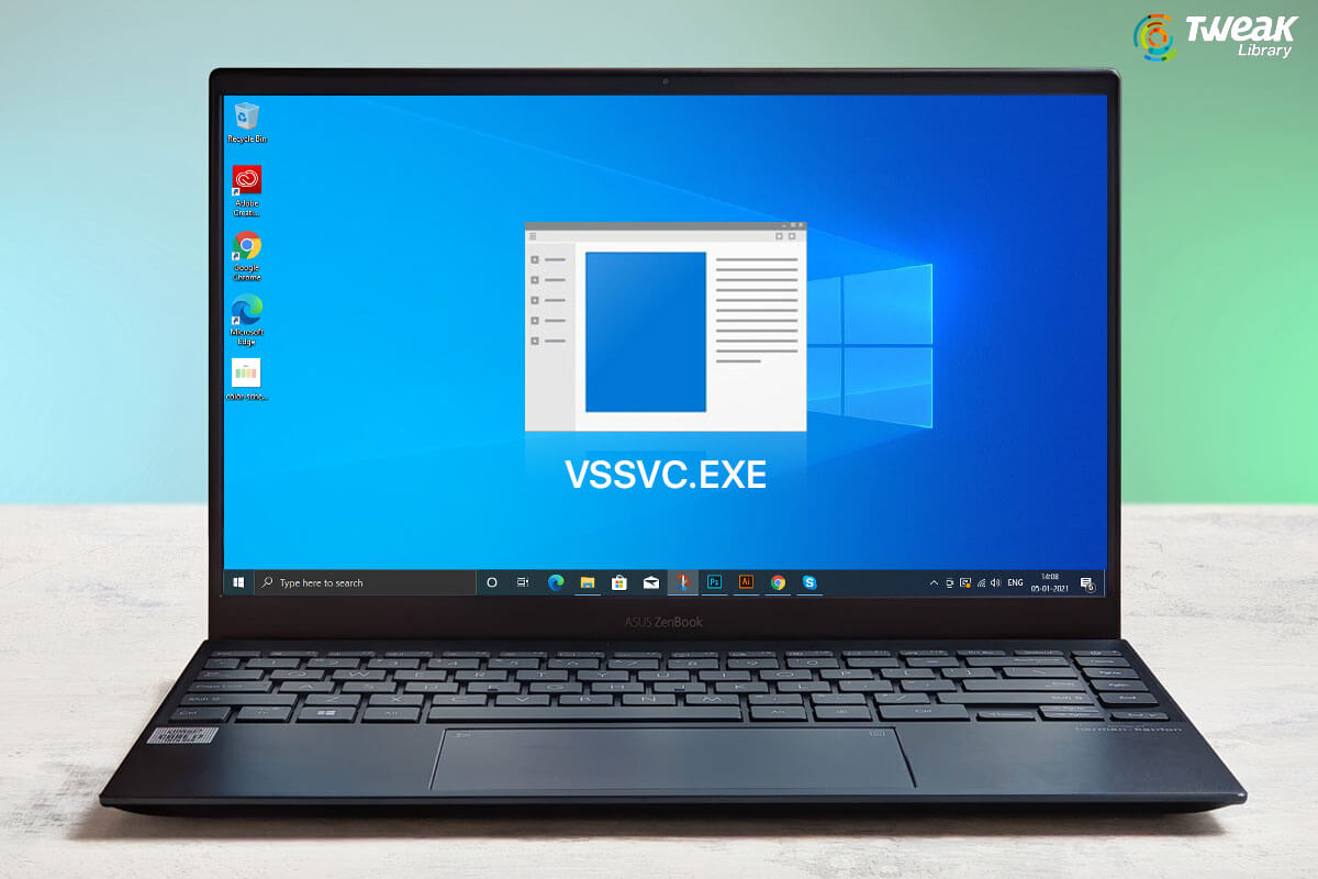 What Is vssvc.exe? How To Fix vssvc.exe High Disk Usage?