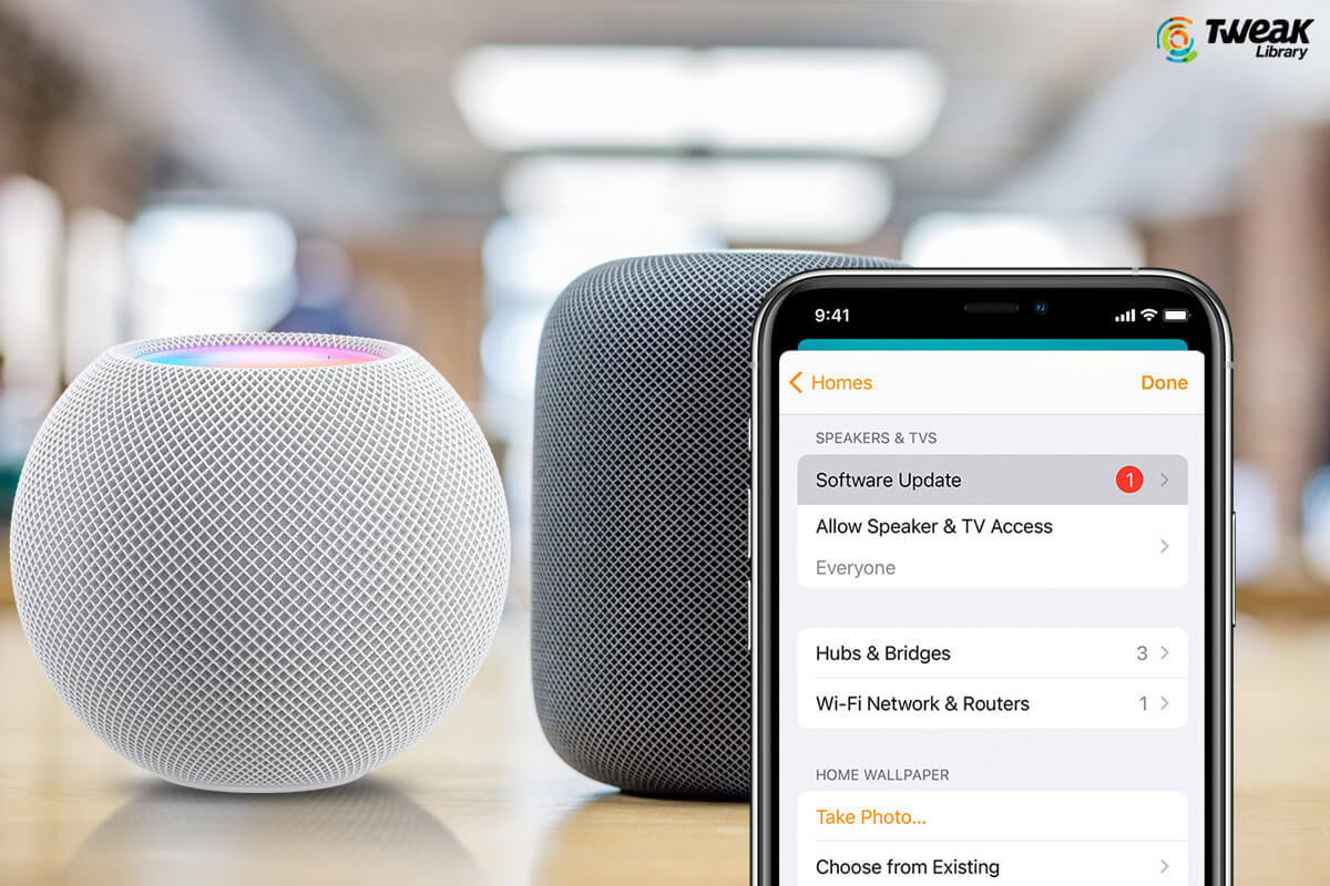 How To Install Apple HomePod Software Updates