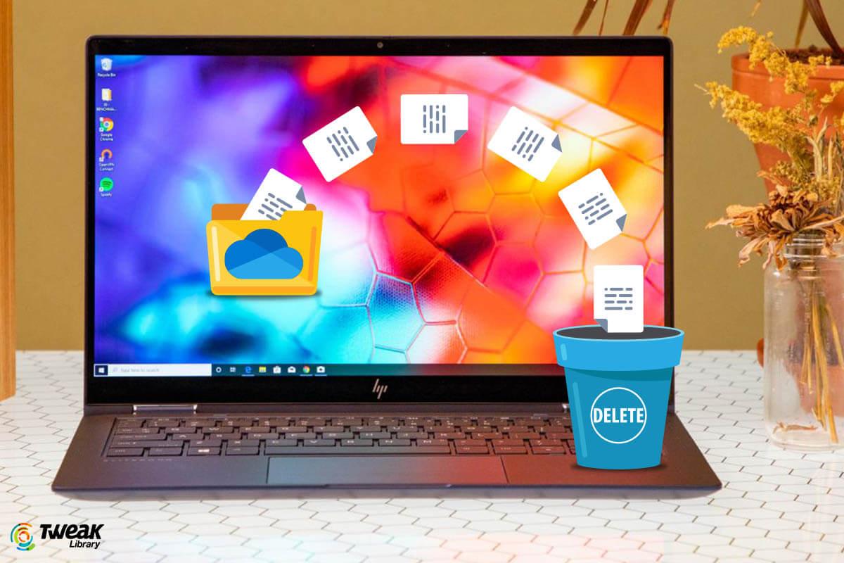 Fix: OneDrive Deleting Files in Windows 10