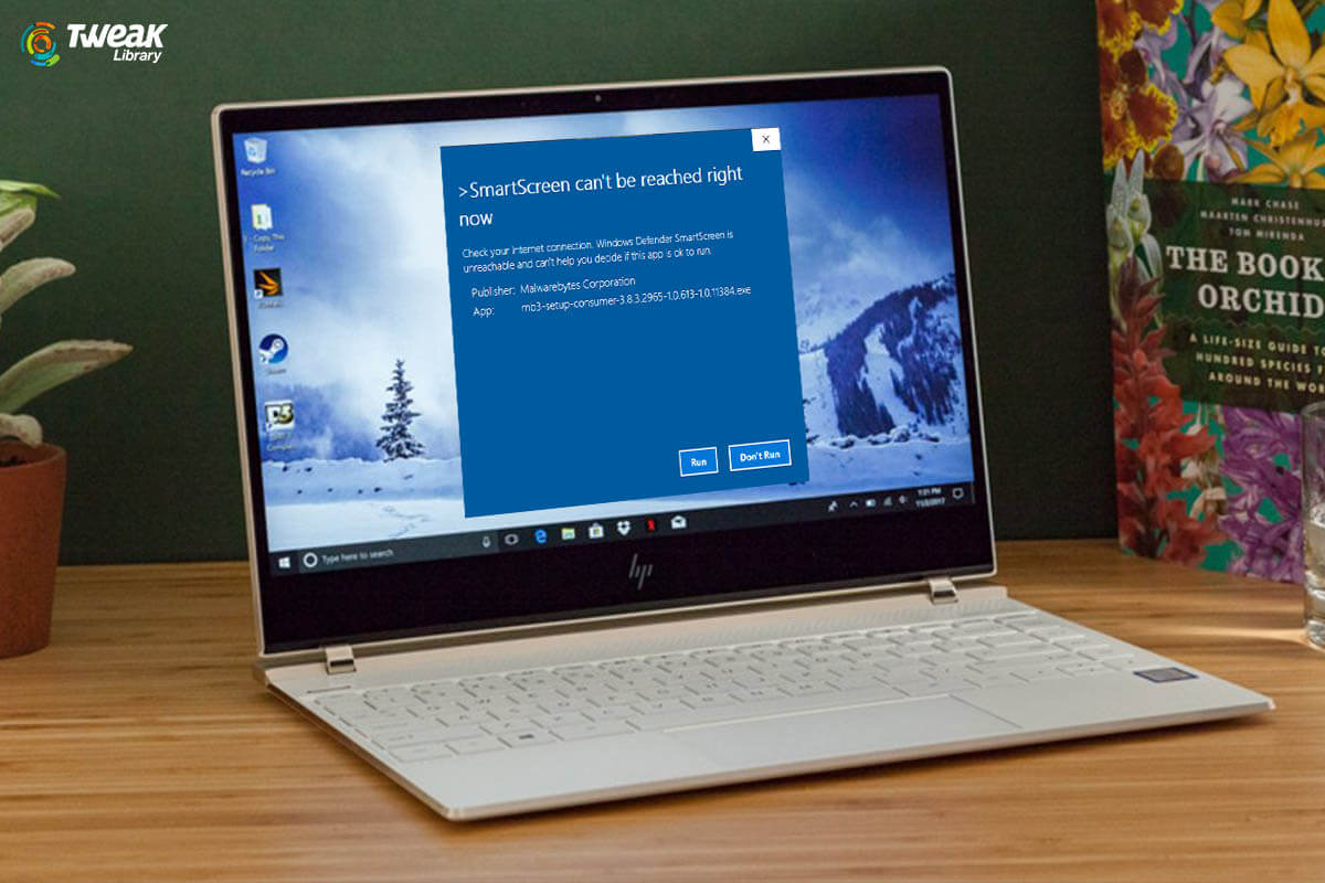 How to Disable SmartScreen Filter on Windows 10 PC