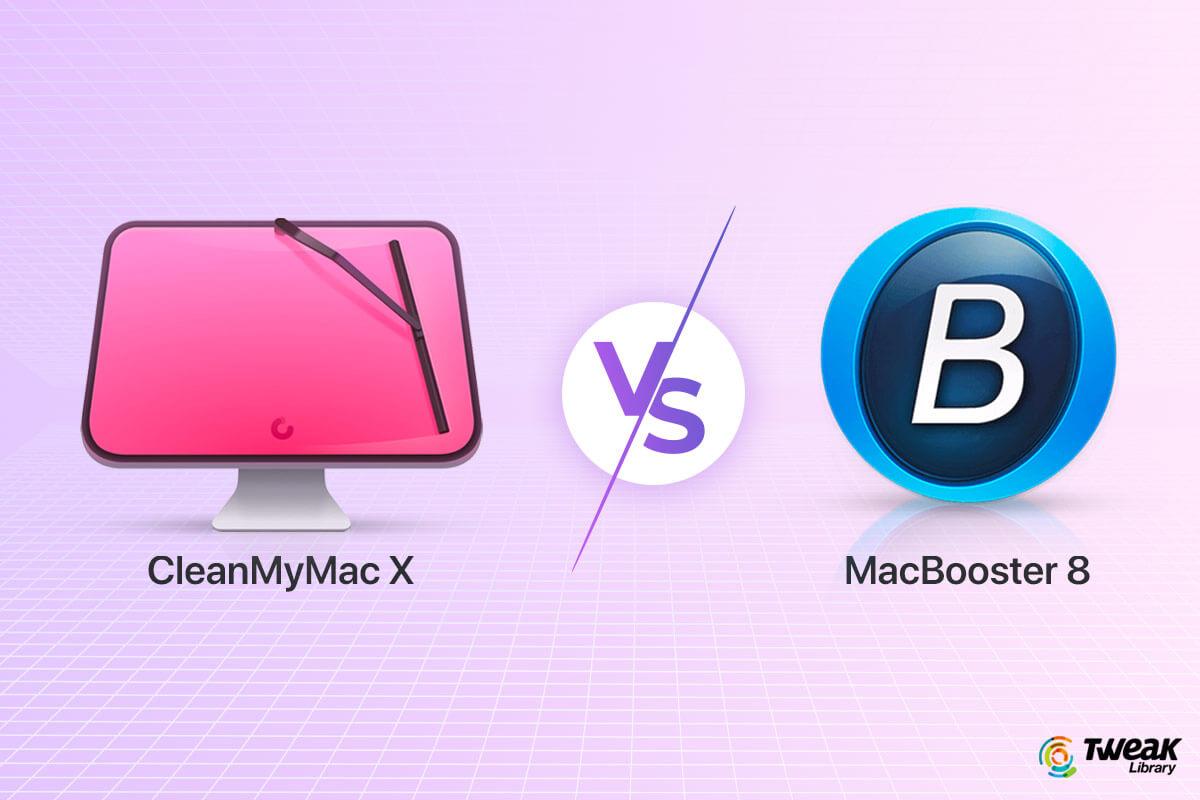 CleanMyMac X vs MacBooster 8: A Quick Comparison