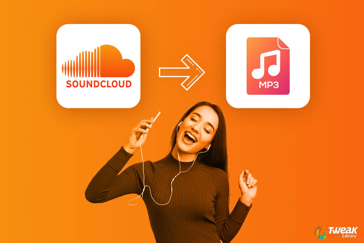 Easily Convert Tracks From SoundCloud To Mp3