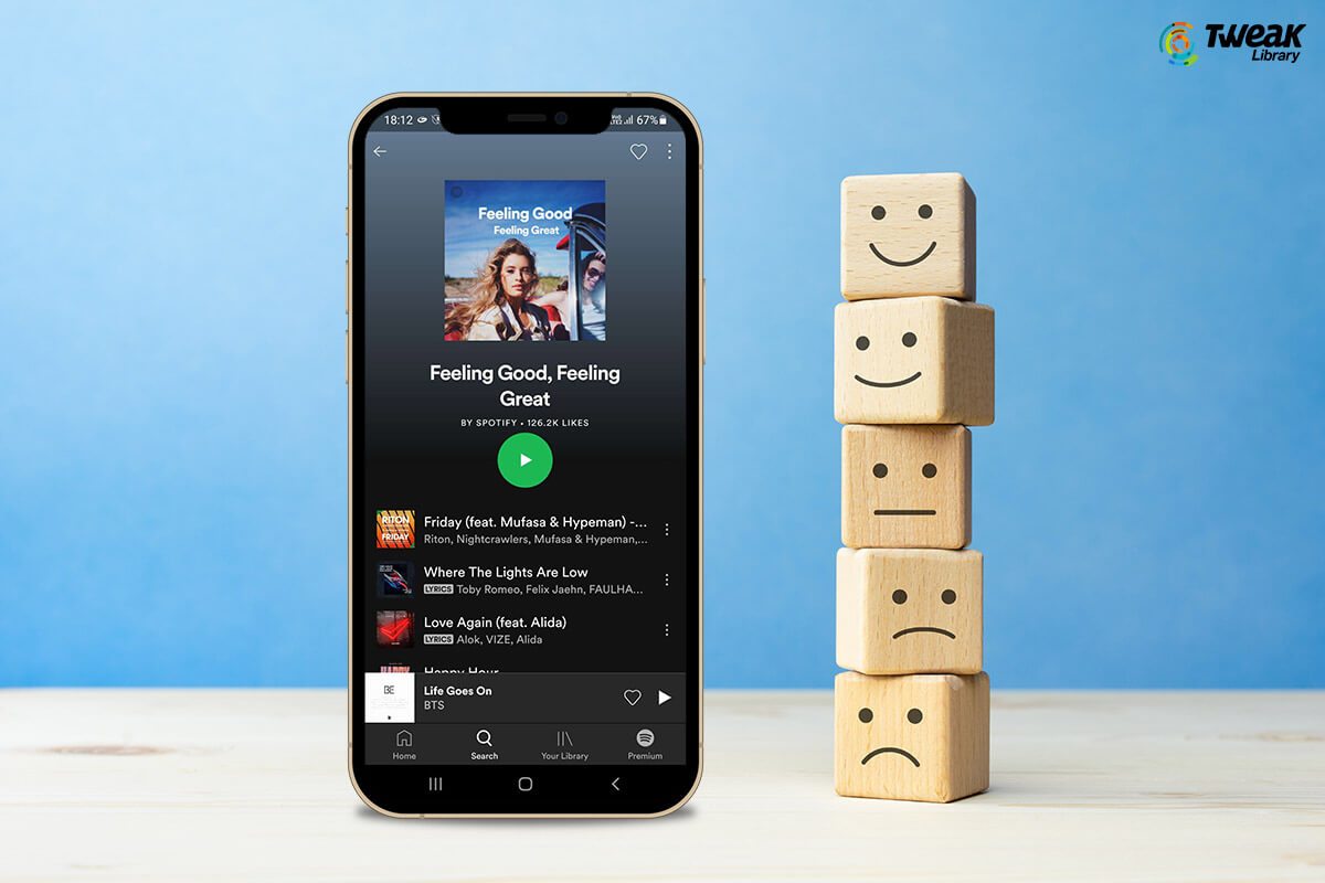 Now Your Emotions Will Help Spotify to Suggest Songs For You
