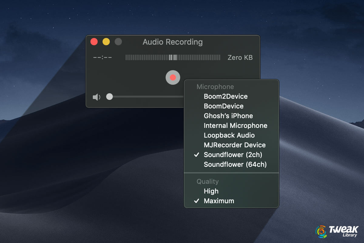 How to Record Internal Audio on Mac? Quick Tips