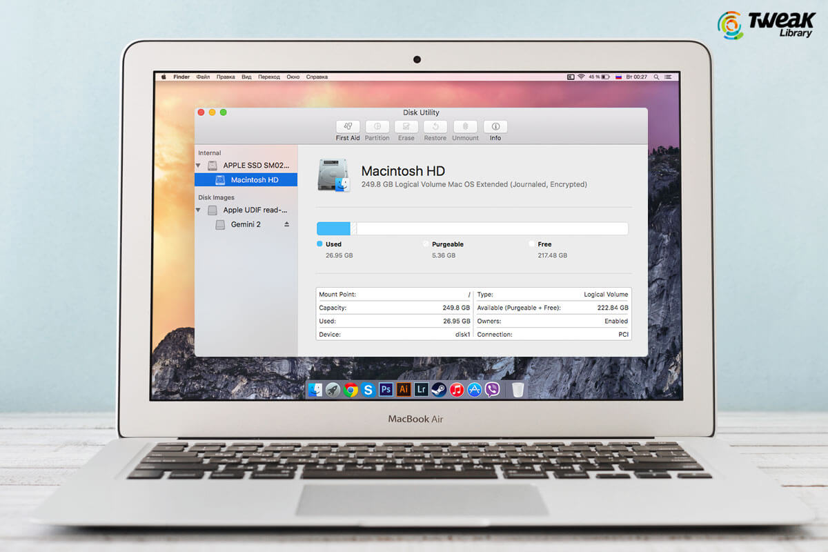 How to Repair Disk Permissions on Mac?